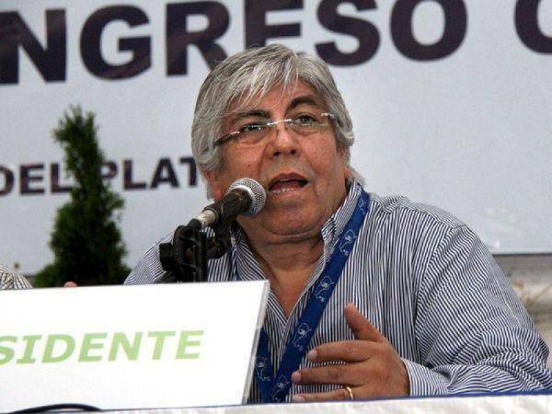 Moyano evaluó que la Presidente no irá por la re-reelección y respaldó a Scioli