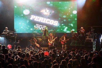 La muestra Expo Tigre 2012 termin� con un gran show de Los Pericos
