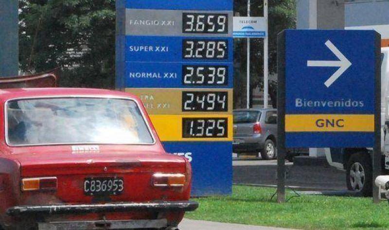 Ahora subió el combustible y se sumó al aumento del gas.