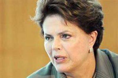 """Dilma Rousseff: """"Las recetas que se están aplicando en Europa llevarán a una recesión brutal"""""""