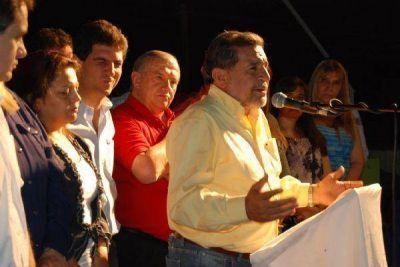Beder Herrera llamó a formar conformar cuadros para discutir política