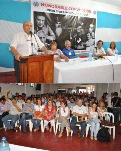 El Radicalismo se expresó contra la intolerancia de Gildo Insfrán y advirtió que las instituciones y los valores democráticos están en peligro