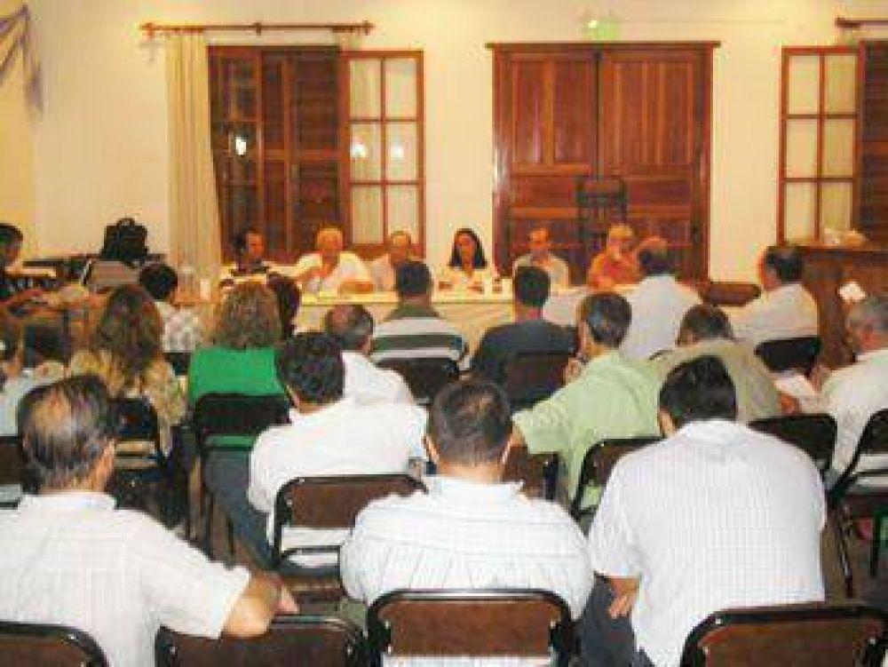 Proclamaron la lista opositora para renovar autoridades de la Sociedad Rural.
