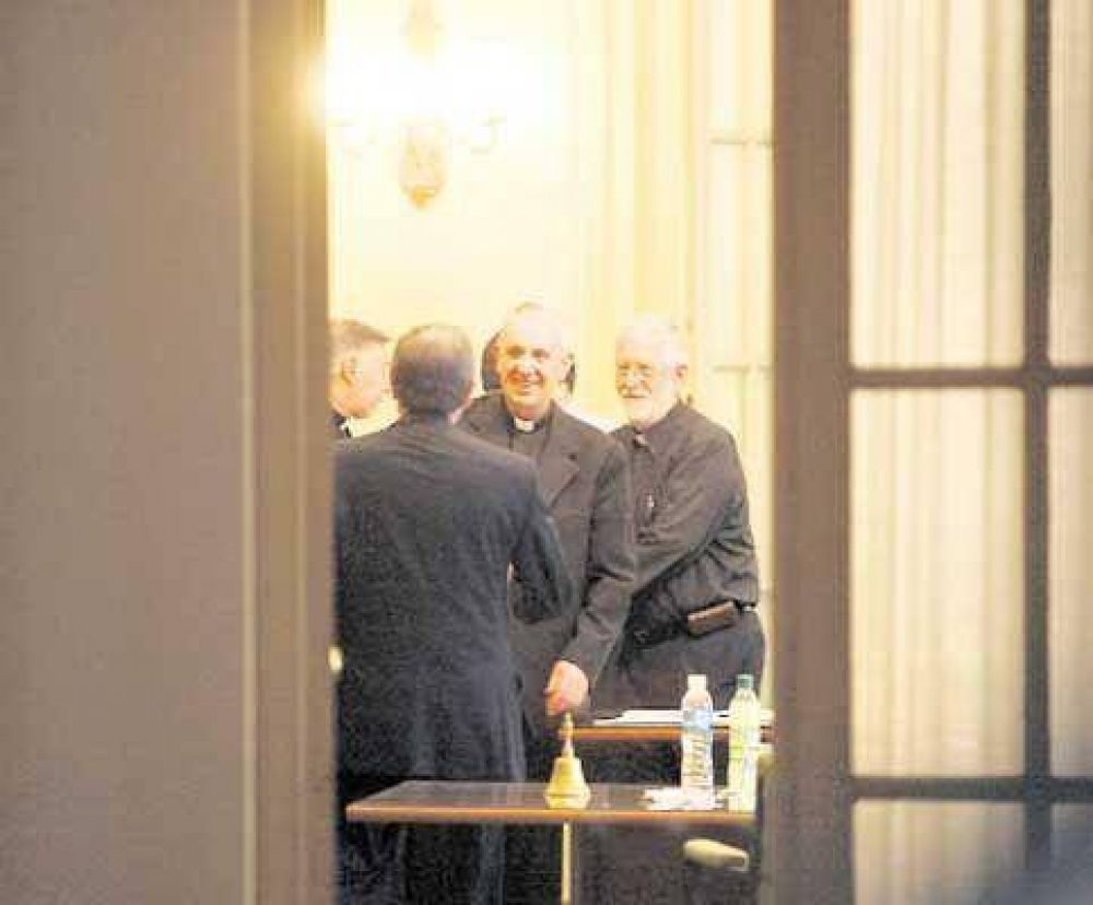 Para la Iglesia, la paz social está alterada