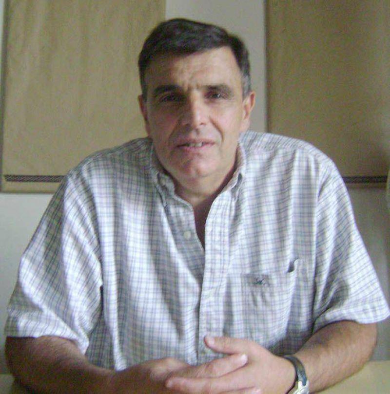 Jorge Faretta fue propuesto como primer candidato a senador por la UCR.