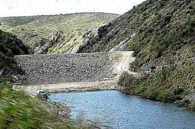 San Luis Agua dio a conocer las cotas actualizadas de los diques de San Luis