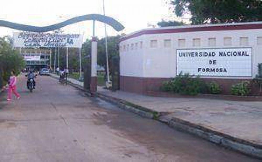 UNaF, No docentes con jornada normal