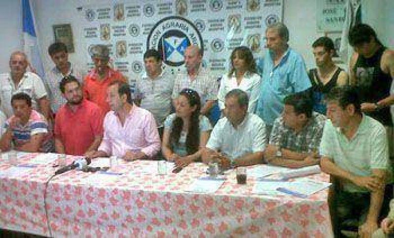 Federación Agraria se suma al paro convocado para hoy por la CGT y la CTA