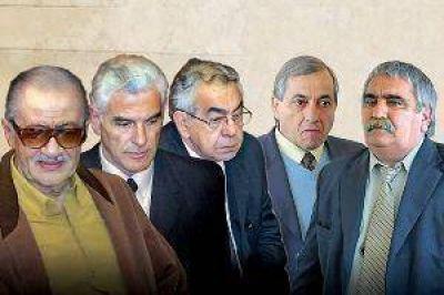 Piden prisión perpetua para Azar Curi, López Veloso, Garbi, Laitán y Bustamante