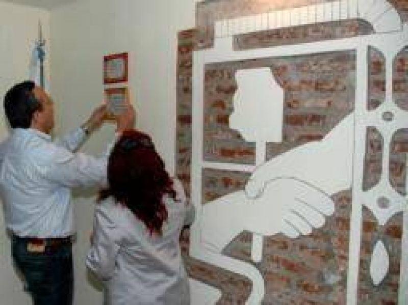 Por un ratito, el PJ se unió y mostró el muro del ideario peronista