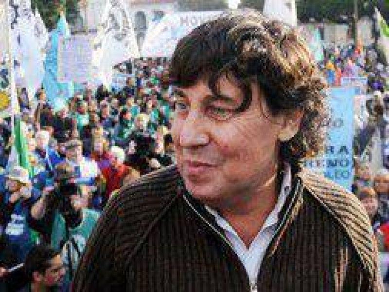 #20N: Todas las caracter�sticas del paro nacional de Moyano y Micheli