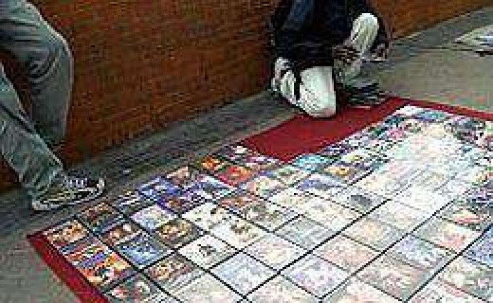 La venta callejera ilegal creció 18% en febrero
