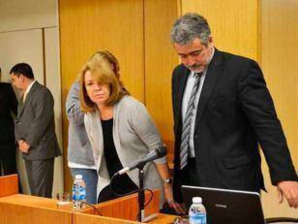 Crimen del gobernador Soria: Susana Freydoz condenada a 18 años pero no va a prisión