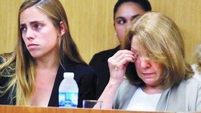 Culpable: Susana Freydoz fue condenada a 18 años de prisión