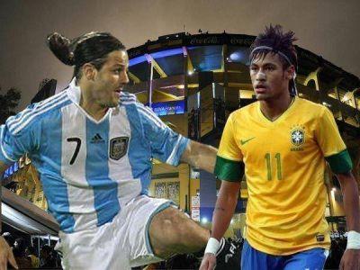 Argentina en una despedida de año ante Brasil y con la obligación de ganar