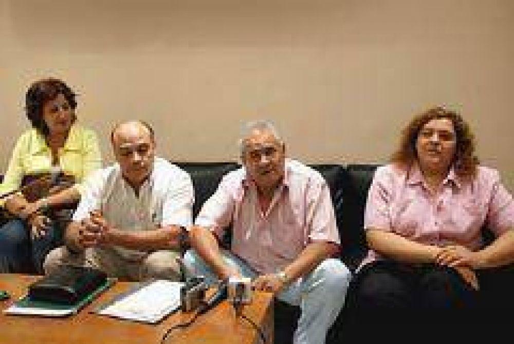 La CGT destacó compromiso del Gobernador Beder Herrera