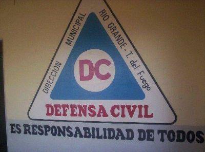 """Defensa Civil Municipal inició la campaña """"Junto al que Más lo Necesita"""""""