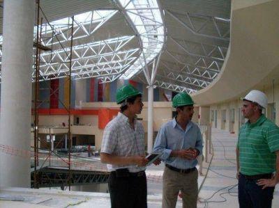Inclusión: cooperativas de trabajo realizarán tareas de mantenimiento en la nueva terminal de ómnibus