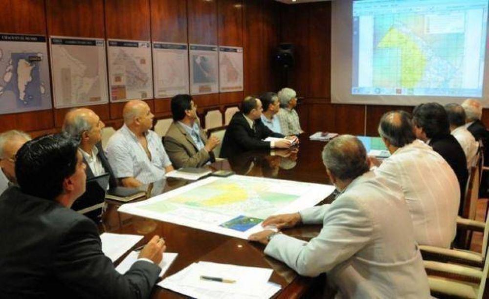 Chaco sistematizó su información hidrocarburífera