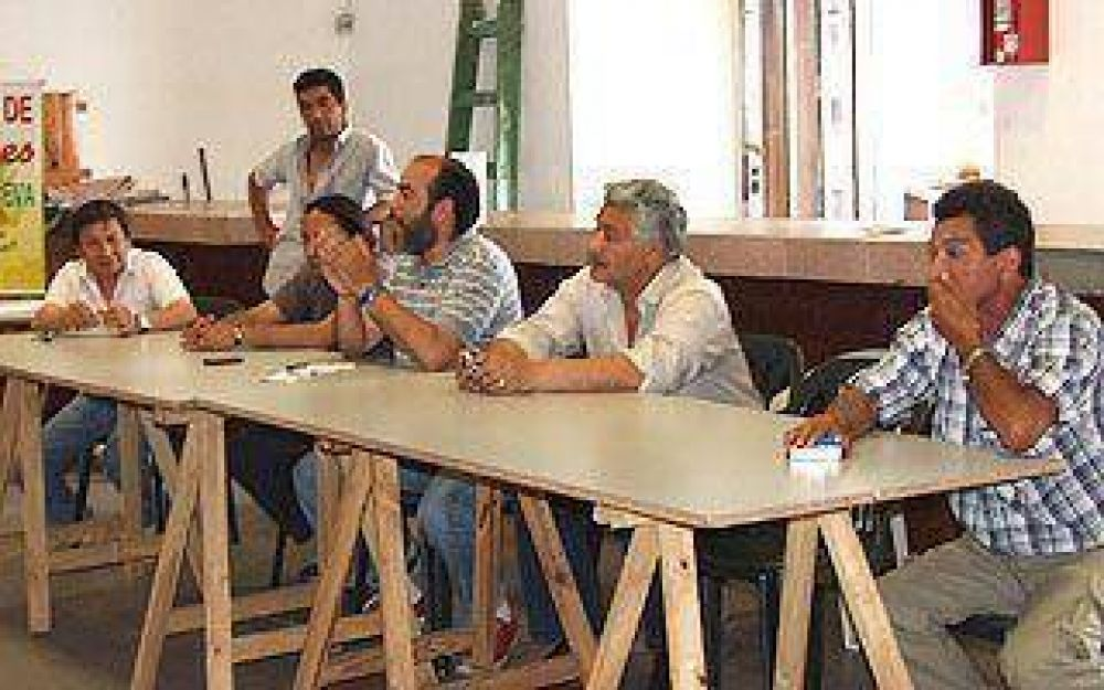 ECHEVERRÍA: Municipales se movilizarán junto a ATE y Cicop por el Santamarina
