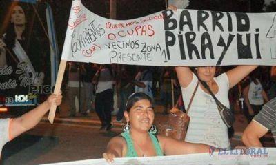 Okupas: Tierra y Hábitat llega con la orden de Cristina para dar respuesta a las familias