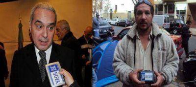 La denuncia por falso testimonio tomó un nuevo curso y Marcelo Romero investigará al remisero