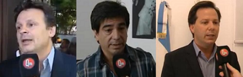 """Legisladores K de La Plata criticaron el paro por """"extorsivo y político"""""""