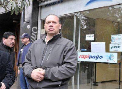 Incidentes en el paro opositor: identificaron un auto del gremio de Barrionuevo