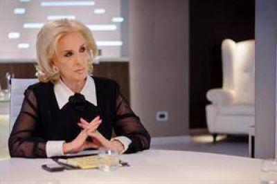 """Mirtha Legrand: """"Cristina ganaría otra vez las elecciones porque hay más pobres que ricos"""""""
