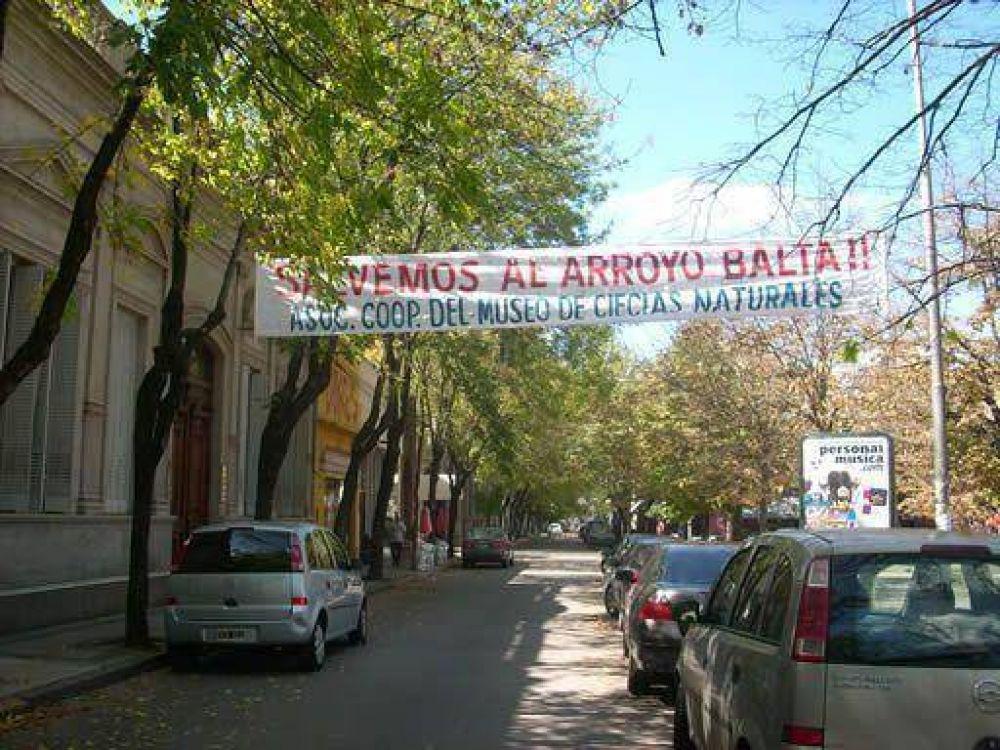 Inminente reunión por el futuro del Arroyo Balta