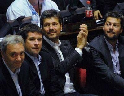 Marcelo Tinelli, hombre fuerte de la política porteña