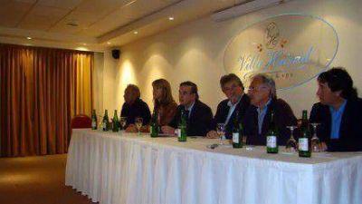 Pichetto comunicó a empresarios nuevos beneficios tributarios