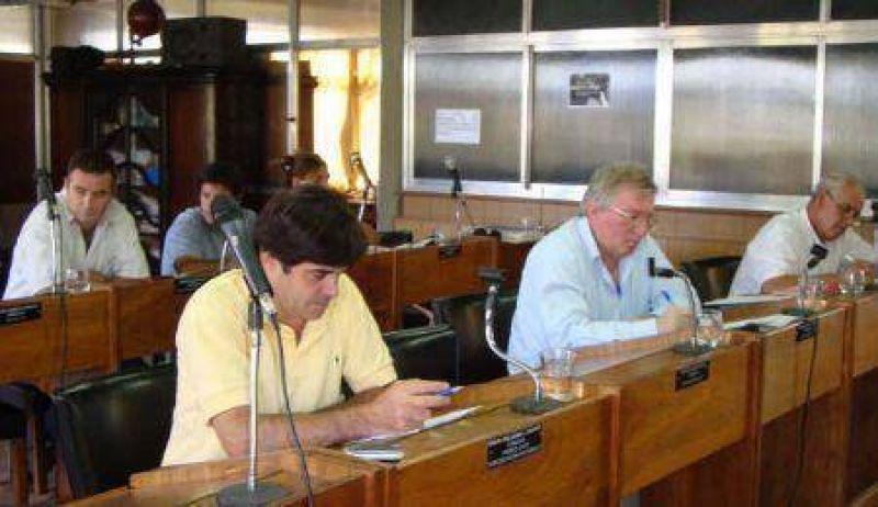 Concejo Deliberante Nueva sesión extraordinaria