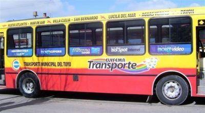 Transporte Público de Pasajeros - Zona Sur: El servicio Nueva Atlantis- Aguas Verdes comienza a transitar por Av. Costanera