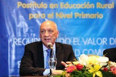 Bonfatti también descartó discutir salarios