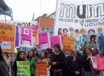 Marcharán para que se declare a Tucumán en emergencia por violencia sexual y doméstica