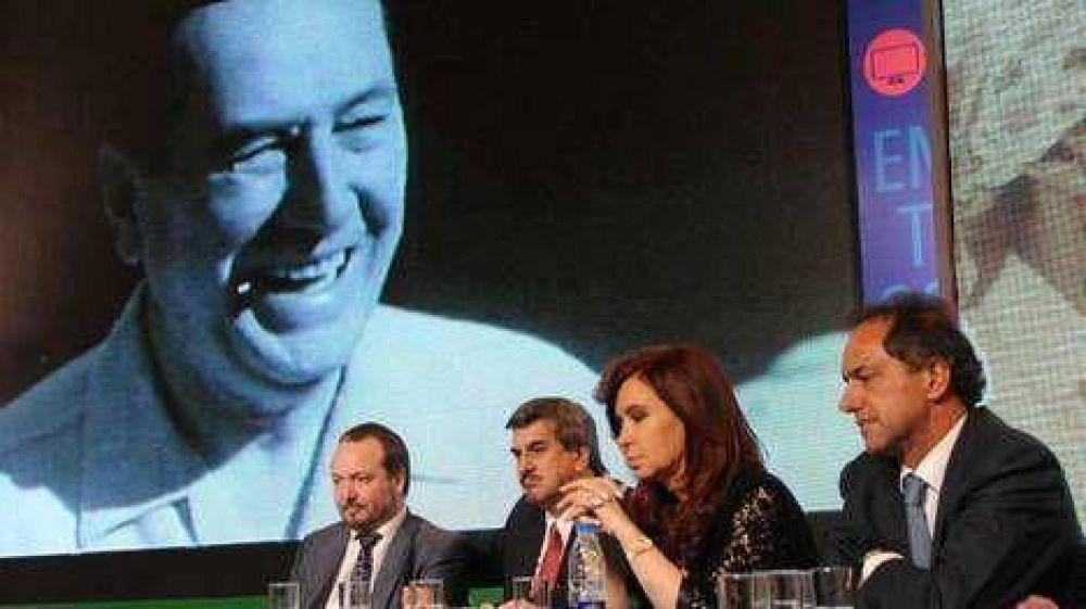 "Cristina: ""En Argentina se vive un extraordinario clima de libertad"""