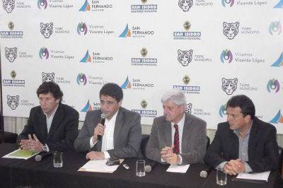 Séptima reunión de la Región Metropolitana Norte en Olivos