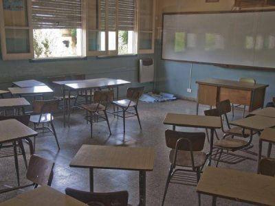 Aseguran que el paro de los docentes bonaerenses tuvo un alto acatamiento