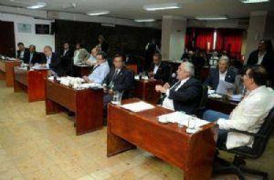 Media sanción a la ley de Salud provincial