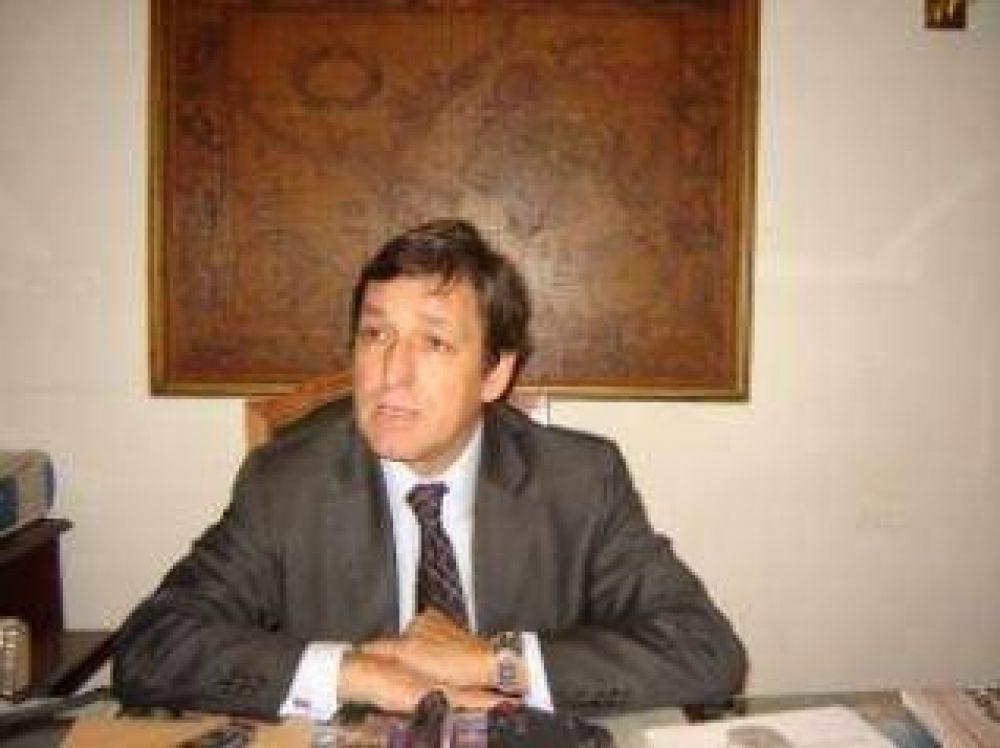 Alejandro Nieva asume en la Auditoria General de la Nación.