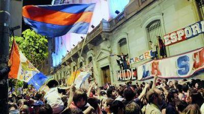 San Lorenzo en Boedo: La pol�mica por la vuelta del estadio enfrenta a los vecinos