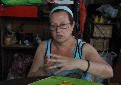 Graciela, la última clienta antes del horror