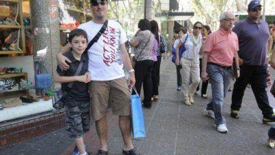 Unos 23 mil turistas visitan Mendoza