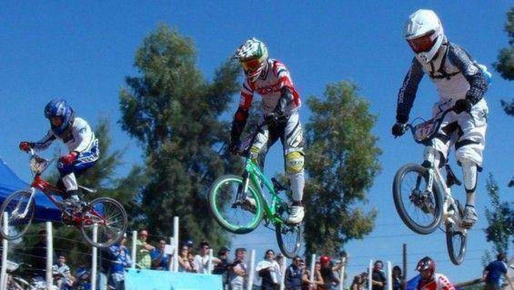 Mendoza vivió la fiesta del BMX
