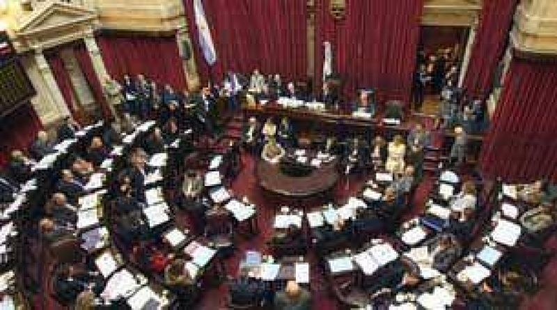 El Senado votará el proyecto del Ejecutivo para adelantar el calendario electoral