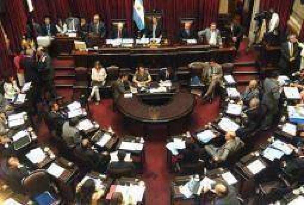 El Senado vota este jueves la reforma electoral 'K'