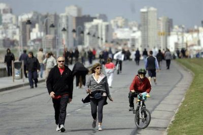 Un millón de turistas se movilizaron por todo el país durante el fin de semana largo