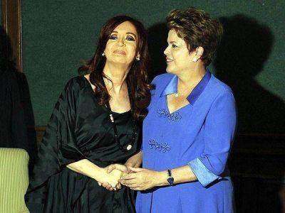 Inicia la cumbre de la UIA, con presencia de Dilma Rousseff y Cristina Kirchner