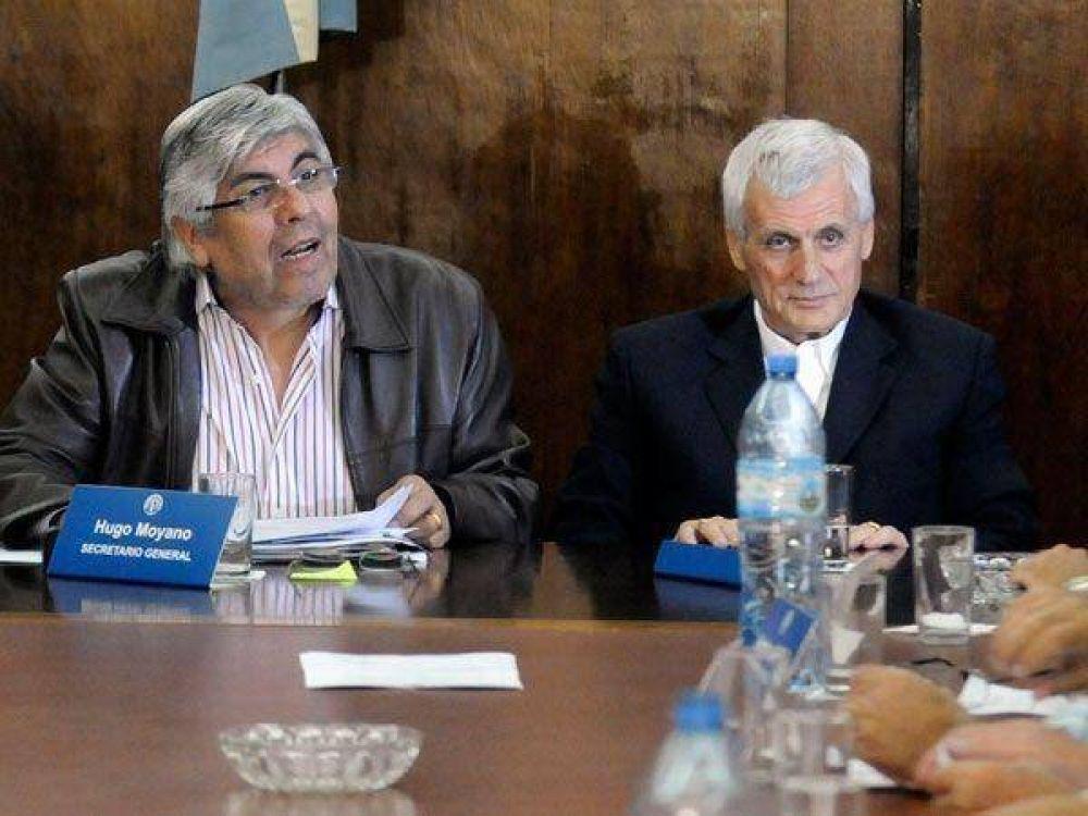 """Caló y Moyano, unidos por el desagravio al """"Lobo"""" Vandor"""
